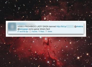 Worm Disguised as Lady Gaga Tweet Wreaks Havoc