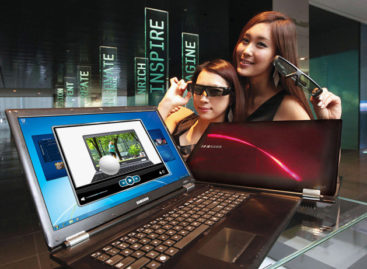 Samsung SENS RF712 3D Laptop