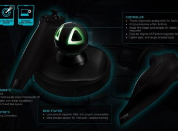 Razer's Hydra Motion Controller for PC Games
