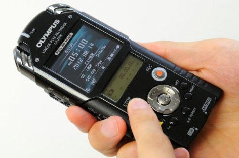 Olympus LS 20M PCM Recorder