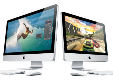 iMac Gets Updated with New CPUs and Thunderbolt I/O