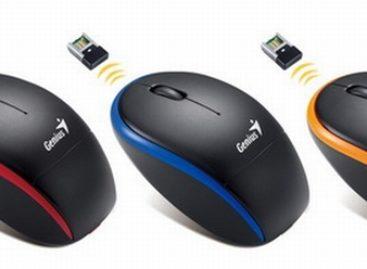 Genius Traveler 9000 Wireless Mouse