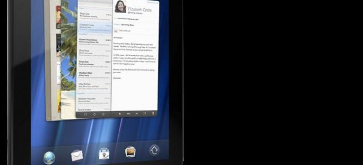 HP TouchPad to Debut in United States; Europe, Canada, and Asia Soon to Follow