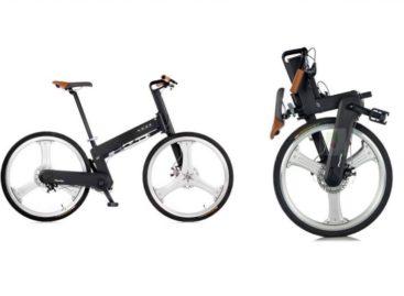 iF Mode Folding Bicycle