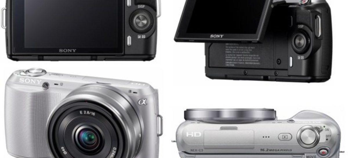 Sony NEX-C3 Digital Camera