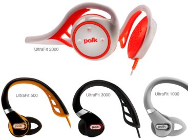 Polk Audio Releases Performance Line Up Headphones