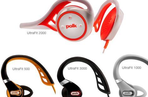 Polk Audio Releases Performance Line Up Headphones