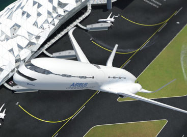 "Airbus Unveils ""The Future"" of Airplanes"