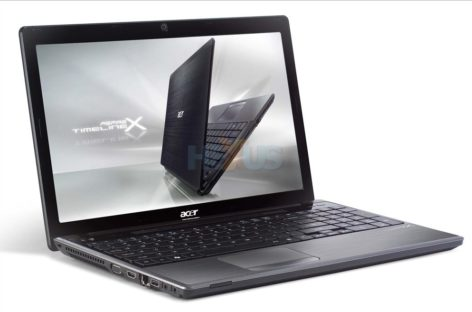 Acer Adds Three Notebooks to Its Aspire TimelineX Line