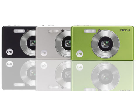 Ricoh PX Waterproof Digital Camera
