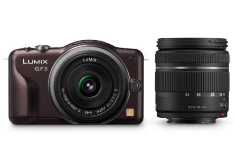 Panasonic Lumix GF3 Caters to Casual Photographers