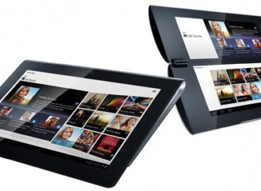 Sony S1 and S2 Tablets Come to Europe by September