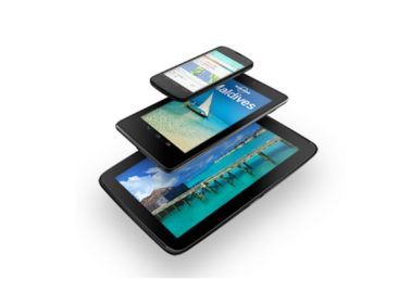 Google Announces New Nexus Devices