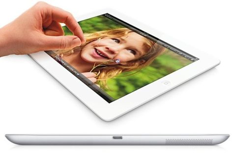 Apple Introduces 4th-Generation iPad