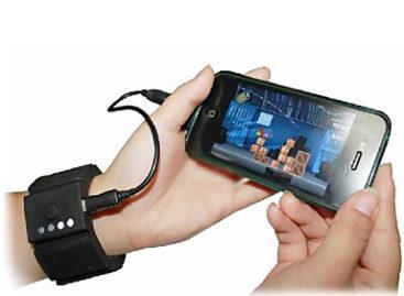 Wrist Watch Pattern 1500mAh Portable Battery