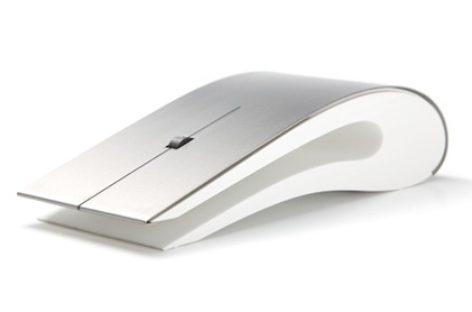 Intelligent Design Titanium Mouse