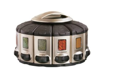 KitchenArt Pro Auto-Measure Spice Carousel