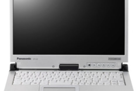 Panasonic Toughbook C2 Convertible Laptop