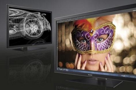Sharp 32-Inch 4K IGZO Display
