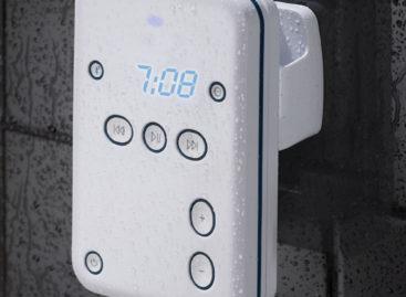 The Bluetooth Shower Speaker