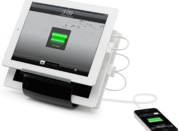 The Four iPhone and iPad Charging Hub