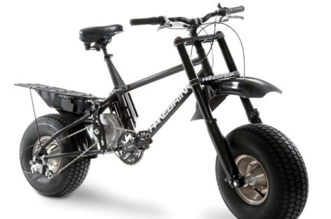 All Terrain Electric Bicycle