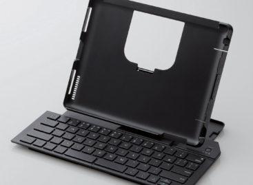 Elecom TK-FBP048ECBK iPad 3 Case