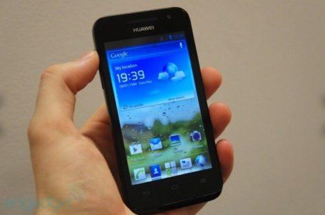 Huawei Ascend G 330 Coming to UK via TalkTalk