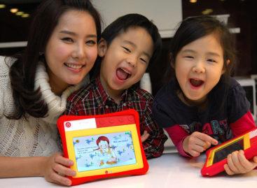 LG Kidspad Announced