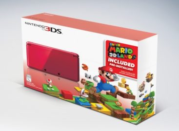 Nintendo Releases Flame Red 3DS Bundle