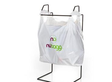 Recycle Plastic Bags into Trash Bags with Nubagg