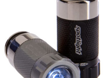 Spotlight Rechargeable Vehicle LED Flashlight