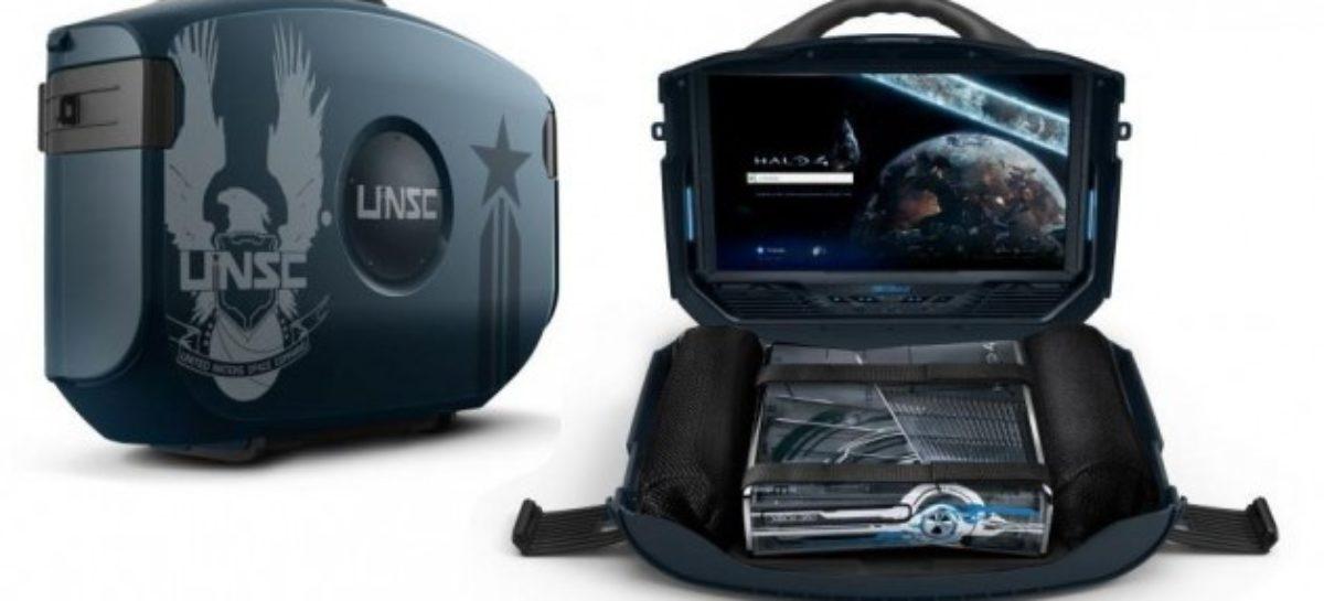 GAEMS Halo UNSC Vanguard Personal Gaming Environment
