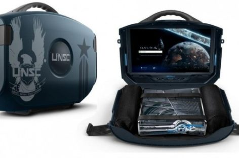 GAEMS Halo UNSC Vanguard Personal Gaming Environment