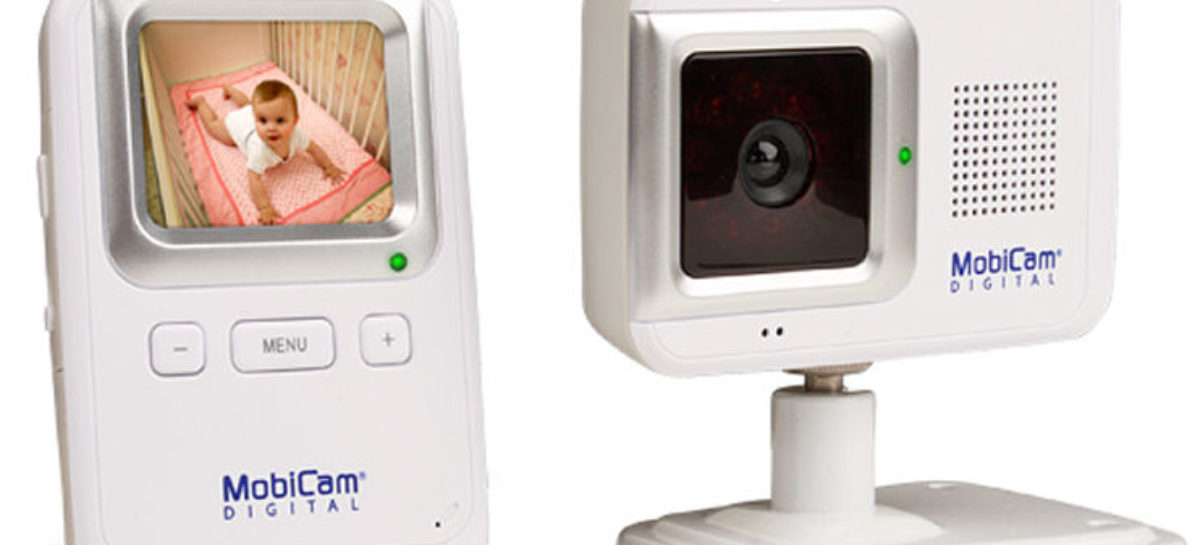 MobiCam Secure Start Wireless Digital Video Monitor