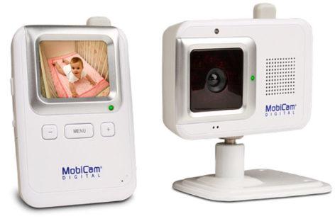 MobiCam Secure Start Wireless Digital Video Monitor
