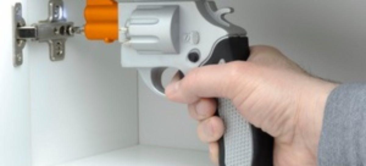 Drill Gun Power Screwdriver