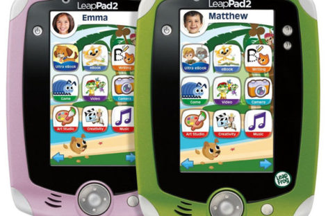 2012 Best Kid's Tablets