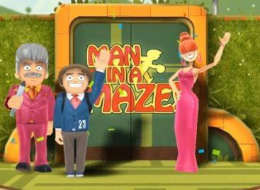 Man In A Maze iOS Game App