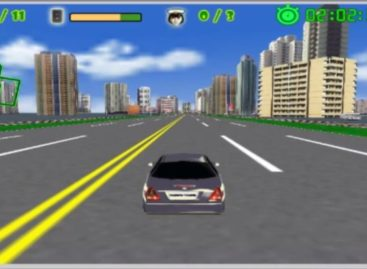 North Koreans Develop First Video Game, Pyongyang Racer