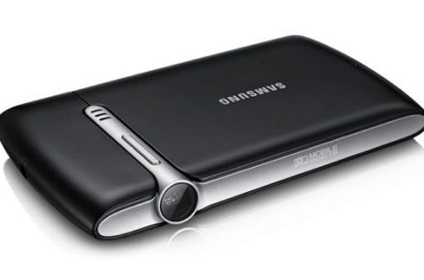 Samsung EAD-R10 Mobile Beam Projector