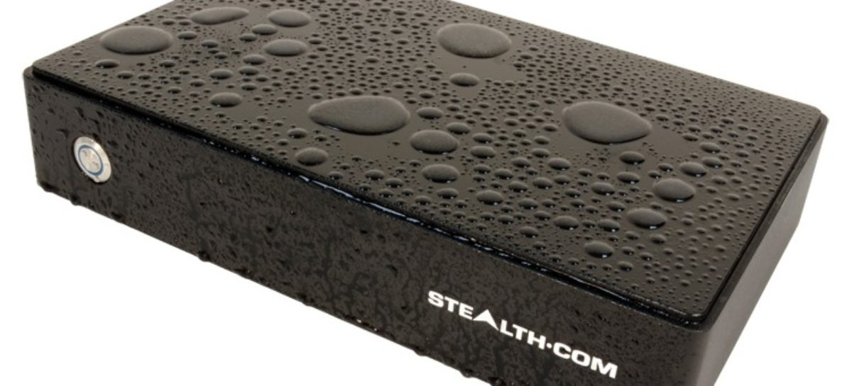 Stealth WPC-525F – Waterproof Fanless Computer System