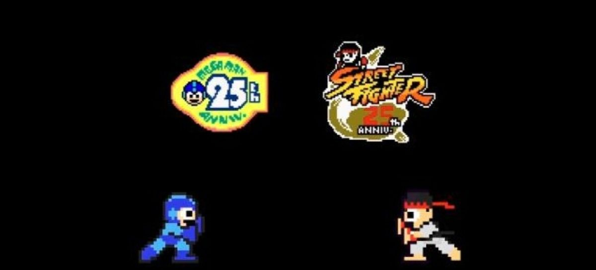 "Capcom Announces ""Street Fighter X Mega Man"""