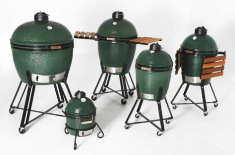 Big Green Egg Mini Outdoor Grill