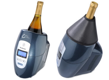 Brookstone Iceless Wine Chiller