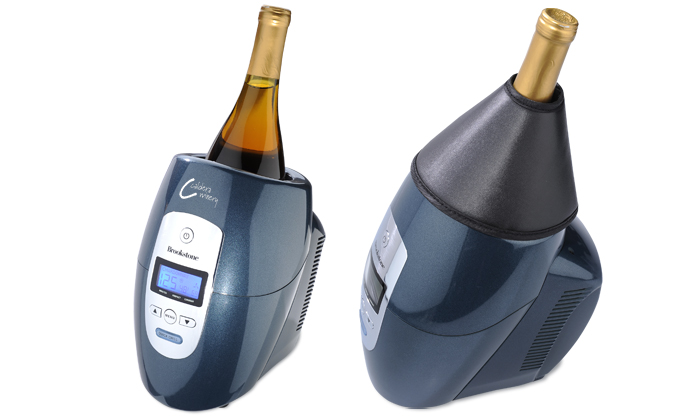 Brookstone Iceless Wine Chiller Manual