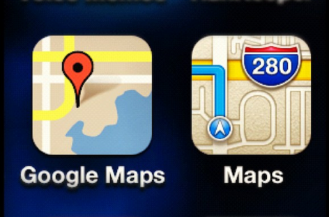 Google Maps App for iOS Back with a Vengeance