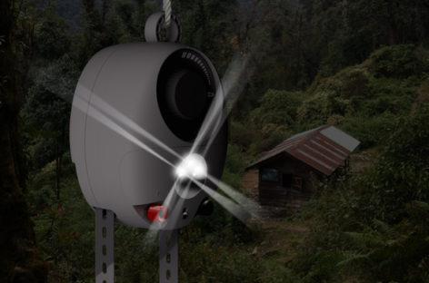 GravityLight: Gravity Powered LED Light