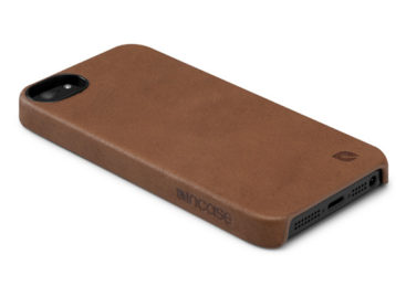 Incase iPhone 5 Leather Snap Case