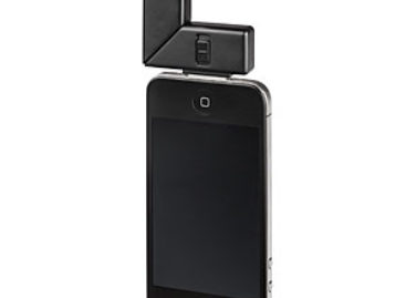 iPhone Powered Personal Fan
